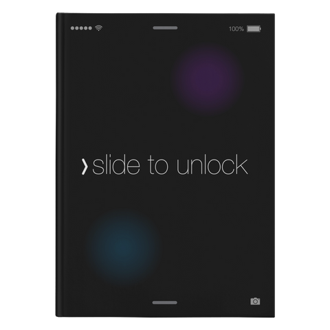 Slide to Unlock Journal