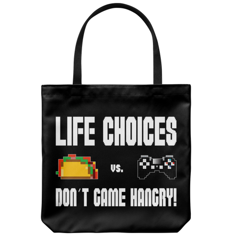 Don't Game Hangry (Playstation Edition) Tote Bag