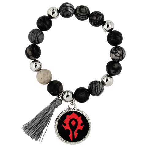 "World of Warcraft ""For the Horde"" Lyric Bracelet"