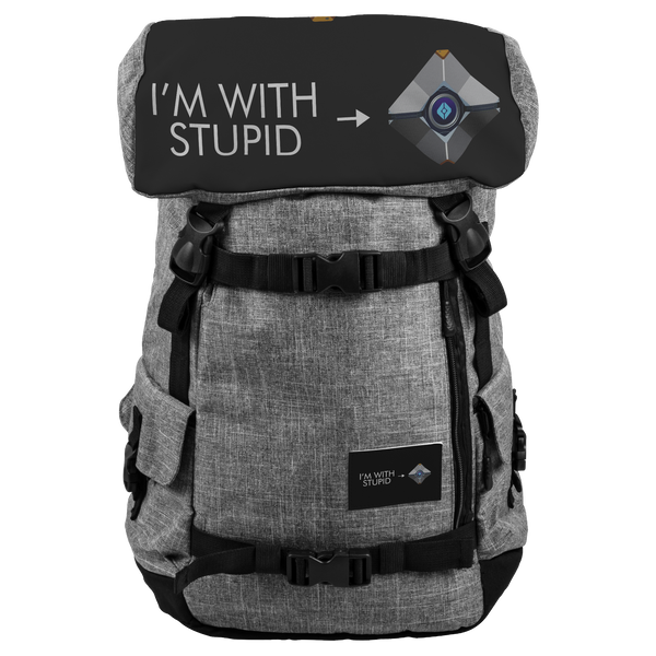 Destiny Ghost Water and Snow Resistant Penryn Backpack