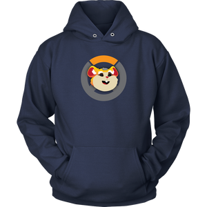 Overwatch Hammond the Wrecking Ball Hoodie