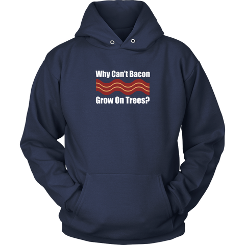 Bacon Tree Wish Hoodie