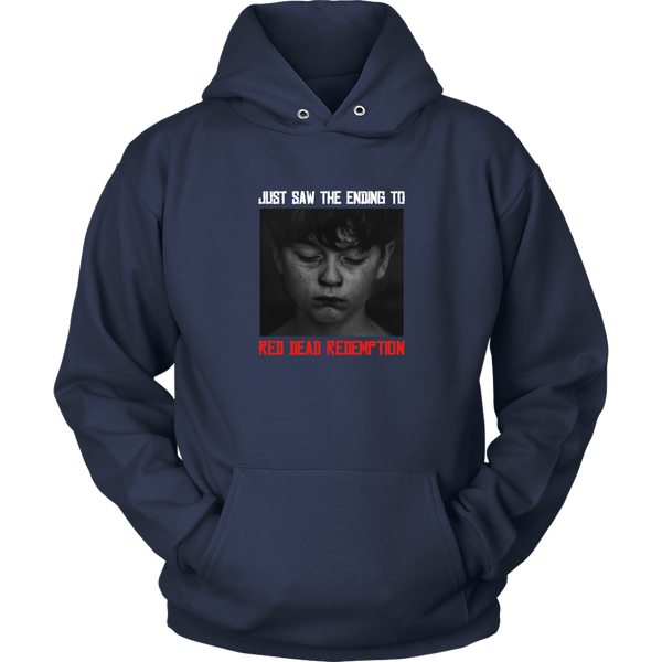 Red Dead Redemption Sadness Hoodie