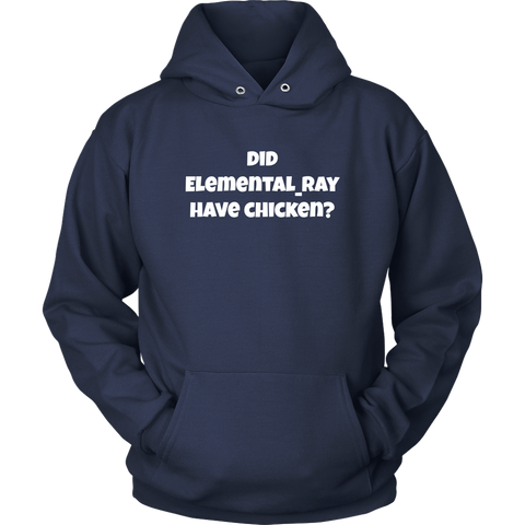 Fortnite Elemental_Ray Achievement Hoodie