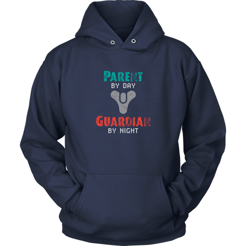 Destiny Parent by Day, Guardian by Night Hoodie