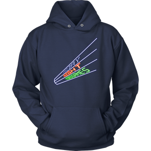 Friday Night Videogames Hoodie
