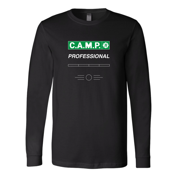 Fallout 76 C.A.M.P. Professional Long Sleeve Shirt