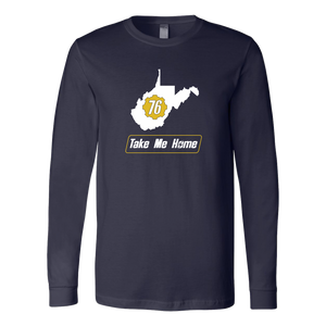 Fallout 76 Take Me Home Long Sleeve Shirt