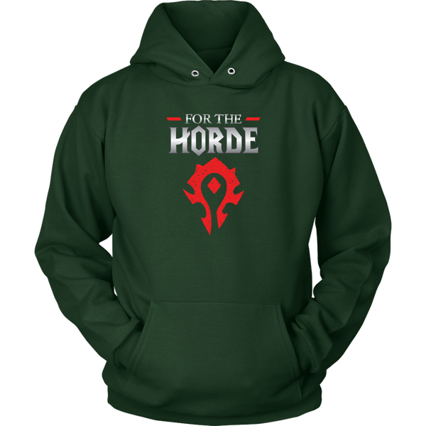 "World of Warcraft ""For the Horde"" Hoodie"
