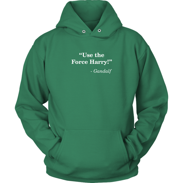 Confused Movie Crossover Catchphrase Hoodie
