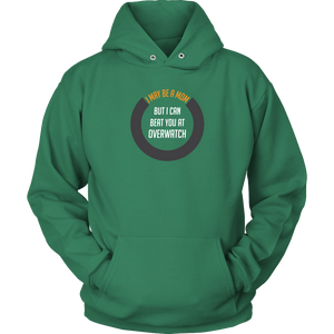 Overwatch Superiority Mom Hoodie