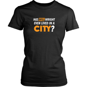 SimCity Will Wright Fan Question Women's T-Shirt