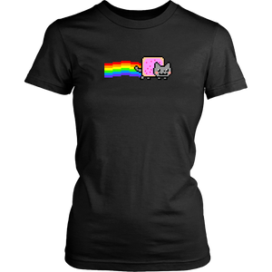 Nyan Cat Women's T-Shirt