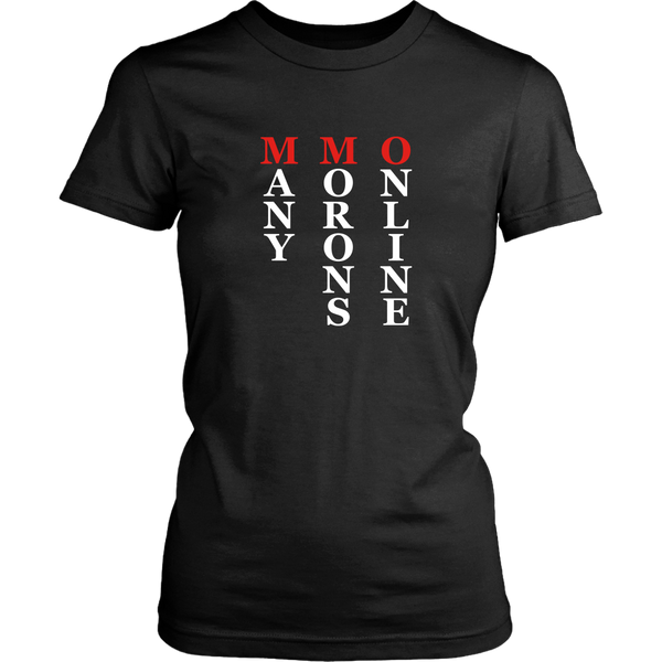 MMO - Many Morons Online Women's T-Shirt