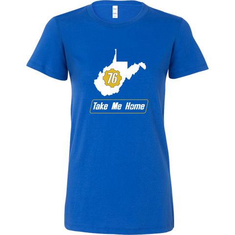 Fallout 76 Take Me Home Women's T-Shirt