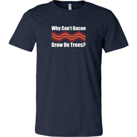 Bacon Tree Wish Men's T-Shirt