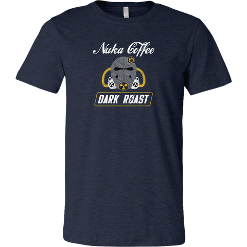 Fallout Nuka Coffee Dark Roast Men's T-Shirt
