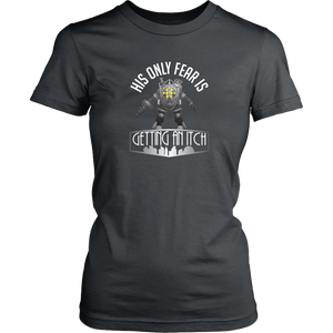 Bioshock Big Daddy First World Problems Women's T-Shirt