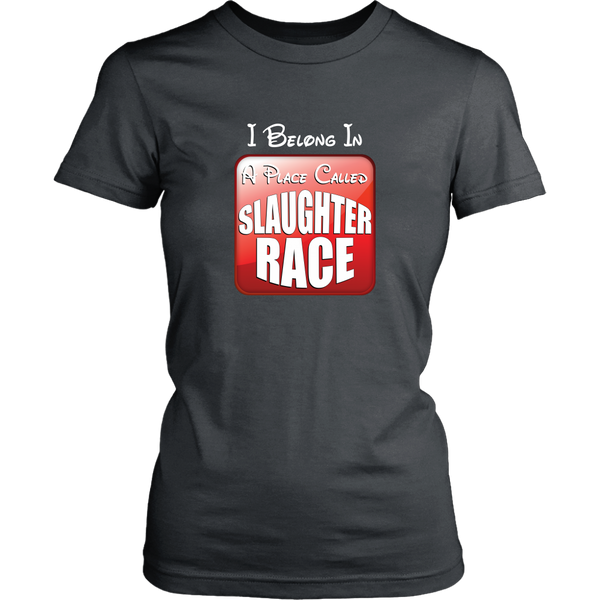 Ralph Breaks the Internet Slaughter Race Women's T-Shirt