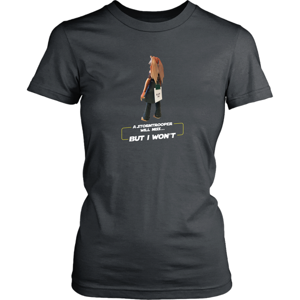 Jar Jar Kick Me Prank Women's T-Shirt