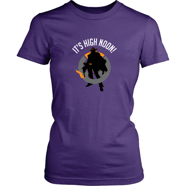 Overwatch McCree It's High Noon Women's T-Shirt