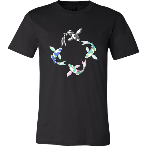 Epic Snacktime Gaming Circle Fish Men's T-Shirt