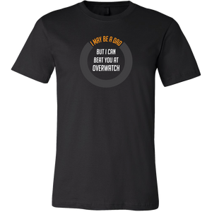 Overwatch Superiority Dad Shirt