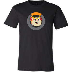 Overwatch Hammond the Wrecking Ball Men's T-Shirt
