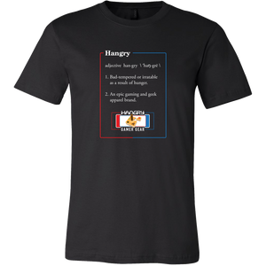 The Definition of Hangry Men's T-Shirt
