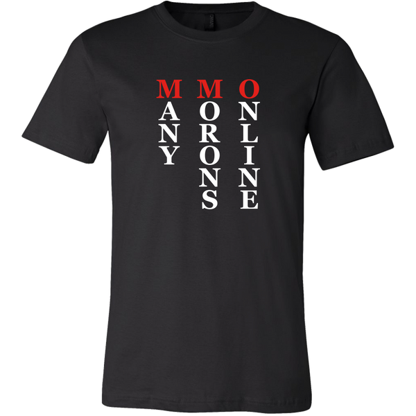 MMO - Many Morons Online Men's T-Shirt