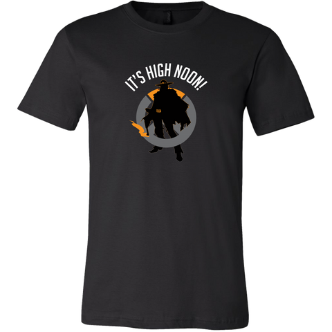 Overwatch McCree It's High Noon Men's T-Shirt
