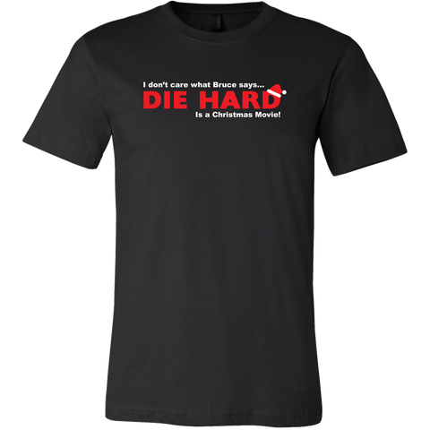 Die Hard Movie Christmas Fan Men's T-Shirt