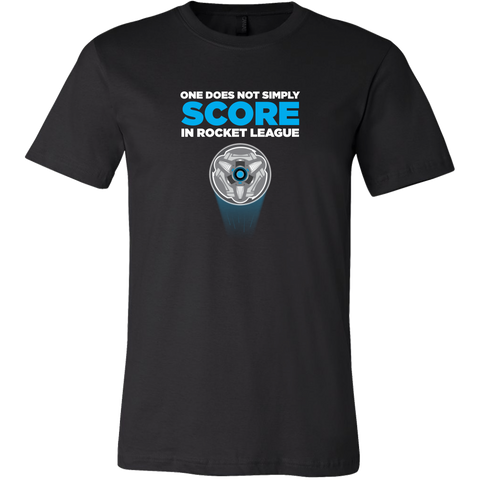 One Does Not Simply Score in Rocket League Men's T-Shirt
