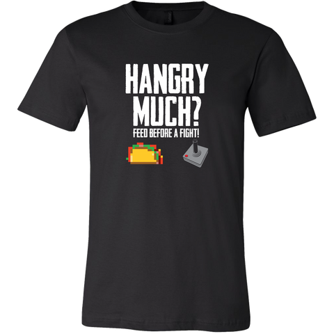 Hangry Much? Men's T-Shirt