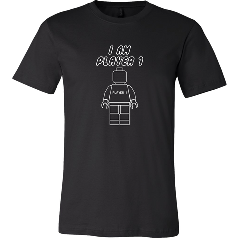 Lego I Am Player 1 Men's T-Shirt