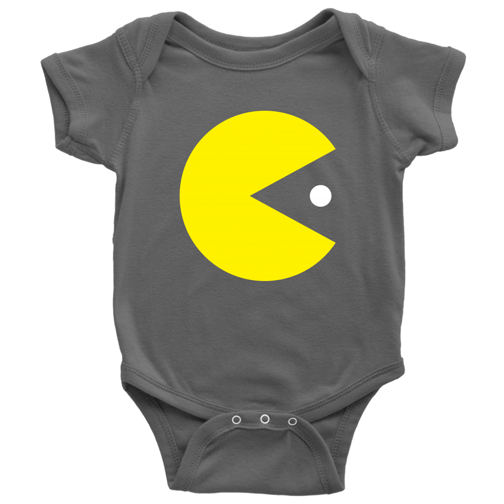 Classic Gaming Pacman Baby One Piece