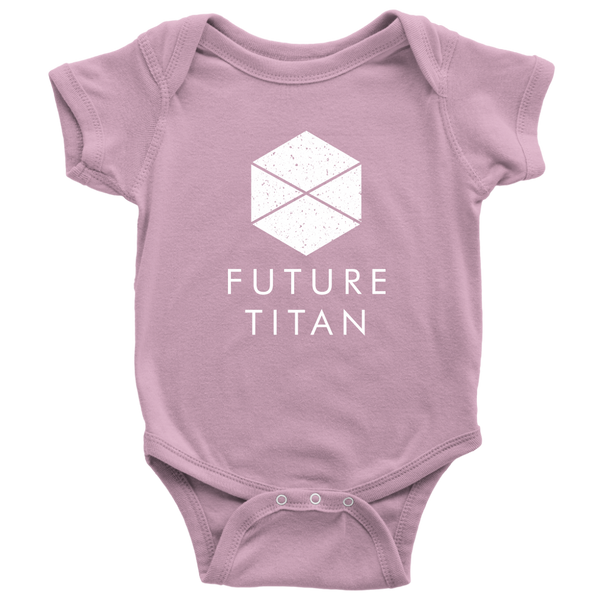 Destiny Future Titan Baby One Piece