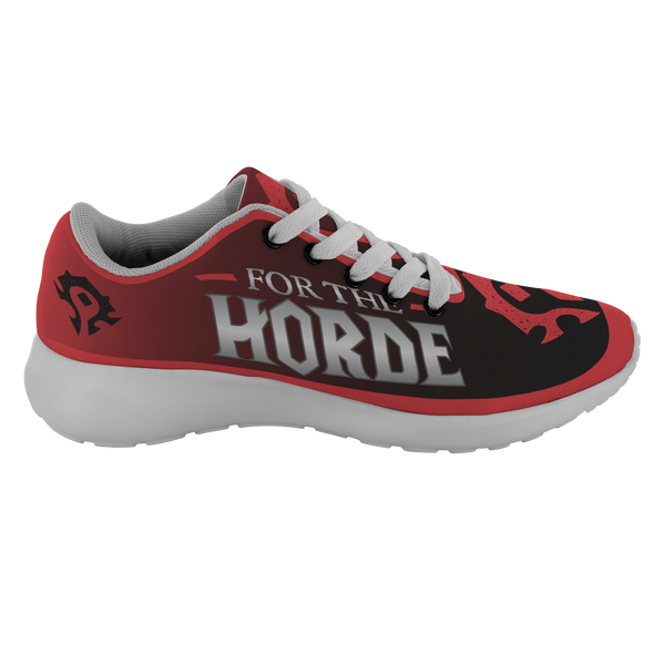 "World of Warcraft ""For the Horde"" Running Shoes"