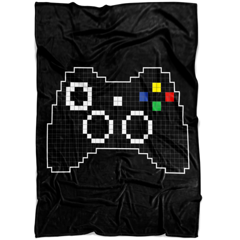 Xbox Controller Fleece Blanket