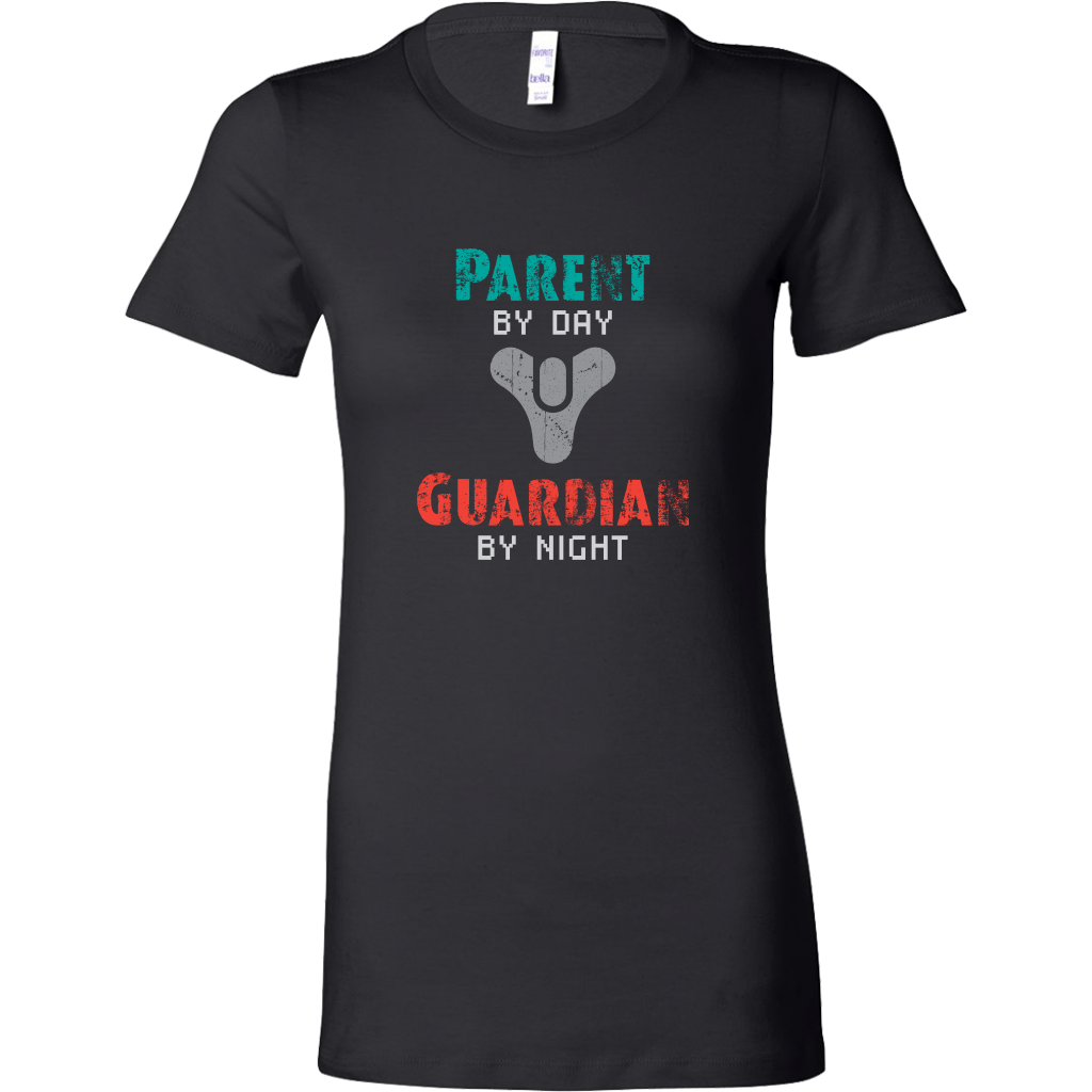 Destiny Parent by Day, Guardian by Night Women's T-Shirt