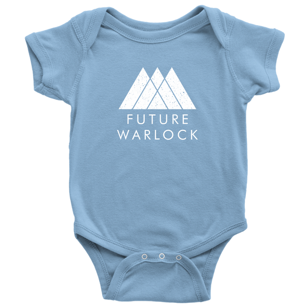 Destiny Future Warlock Baby One Piece