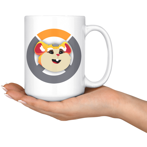Overwatch Hammond the Wrecking Ball Mug