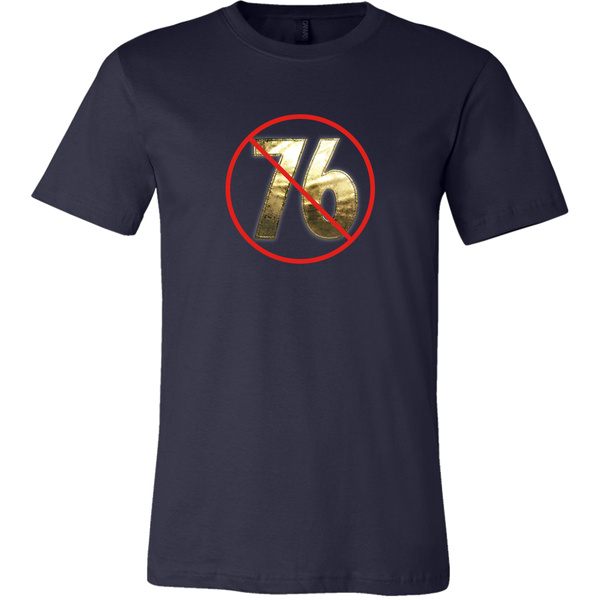 Fallout Anti-Vault 76 Logo Men's T-Shirt