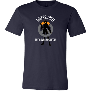 Overwatch Tracer Cheers Love Men's T-Shirt