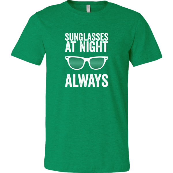 Sunglasses At Night, Always Men's T-Shirt
