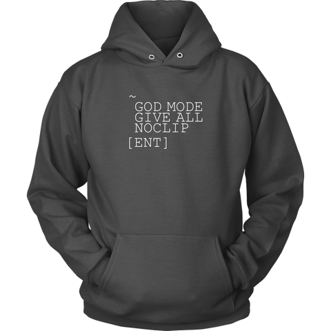 Classic Gaming God Mode Codes Hoodie
