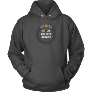 Overwatch Superiority Dad Hoodie