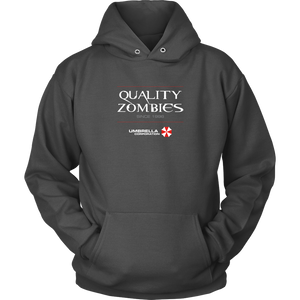 Resident Evil Quality Zombies by Umbrella Corporation Hoodie
