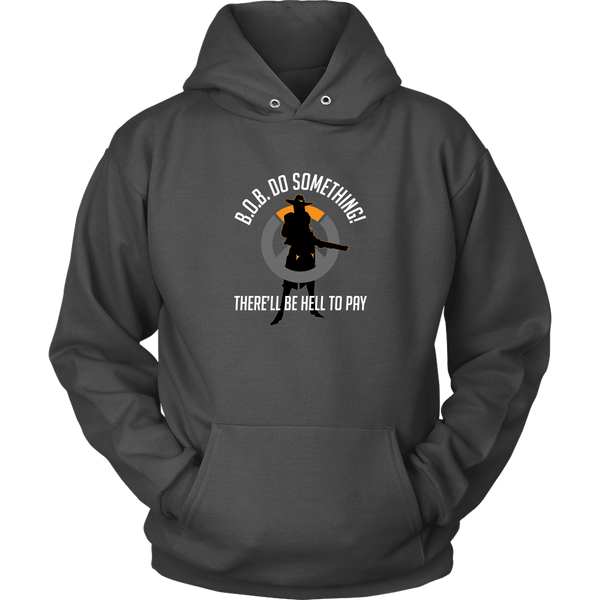Overwatch Ashe B.O.B / Hell to Pay Hoodie