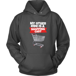 Fortnite Shopping Cart Ride Hoodie